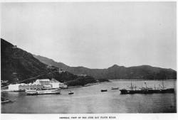 Hongkong Milling Company Mill circa 1906