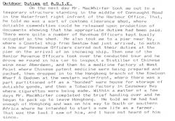 Outdoor Duties of A.S.I.E 1948