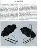 Umbrellas article