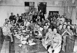 RAF No.53 RU(P) repair group - farewell Chinese dinner