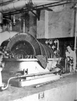 Steam Turbine Ron Smith reblading