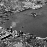 World War Two -1945 BAAG report on occupied Hong Kong - [Green Island] cement works
