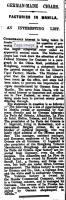 The New Zealand Herald 1st Feb 1916