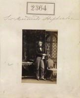 Sir Rowland MacDonald Stephenson 1861 National Portrait Gallery