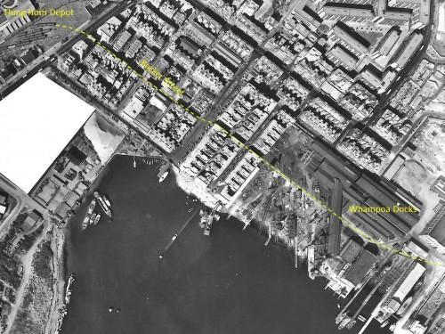 Dock Yard Alignment