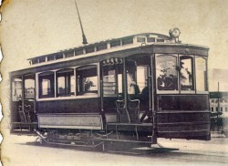 Trams first generation image