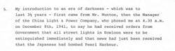 CLP Kadoorie speech 1977 para 5
