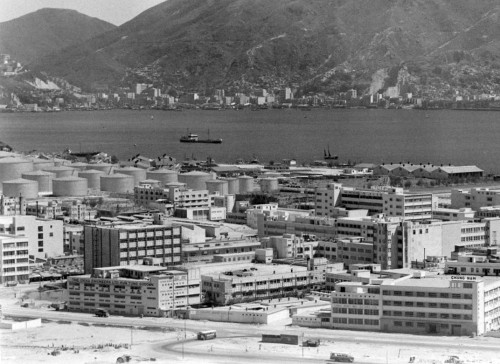 Hong Kong-Development of Kwung Tong-circa 1961-image 002
