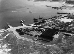 Kai tak pre war flying boats