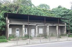 Former Hung Ling Station  Sha Tau Kok Railway.