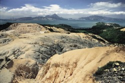 Kaolin Mine Former Island of Chek Lap Kok