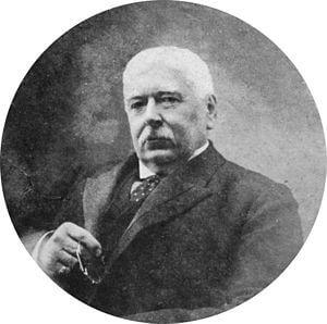 Sir Patrick Manson 1844-1922