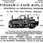 William C Jack & Company Ltd