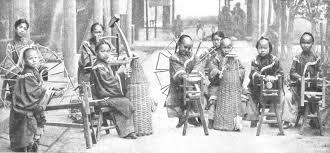 Child labour HK baskets c1935