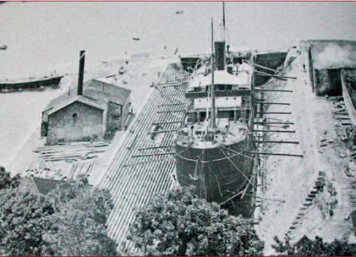 Hongs Lamont Dock