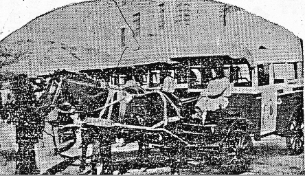 Horse-drawn Carriages 2 photo close up Fung Chi Ming