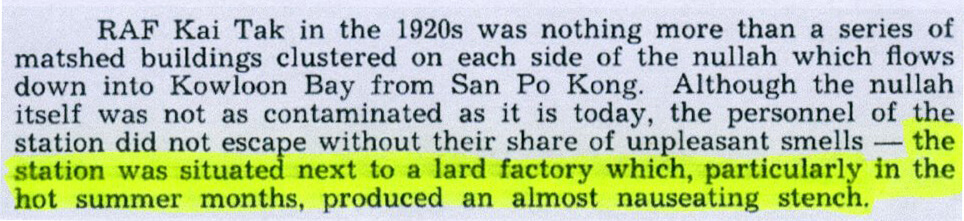Lard Hong Kong-Kowloon-Kai Tak-Lard Factory-late 1920s