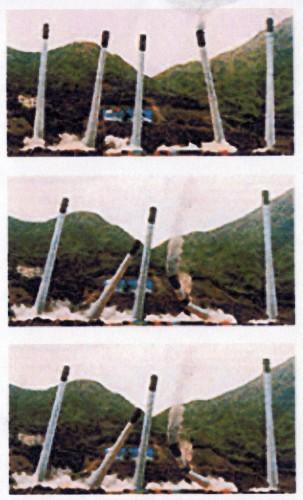 Tsing Yi Power Station-chimney demolition-001