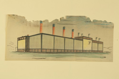 Hok Un Power Station 1950s?