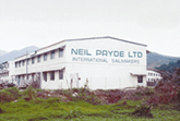 Neil Pryde factory Fanling image