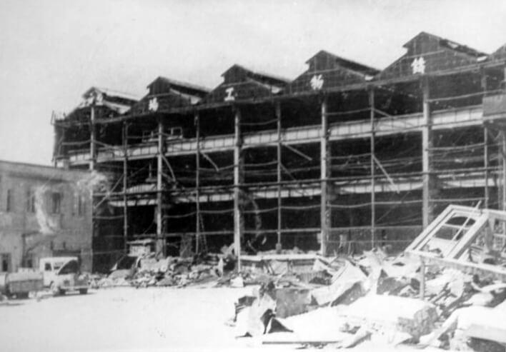 Kowllon -Dockyard-War damage-002