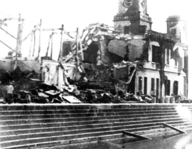 Kowloon-Dockyard-War damage-006