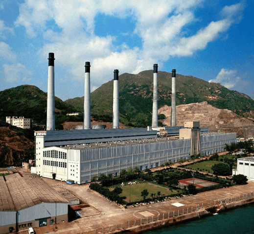 Inauguration of Tsing Yi Power Station 1969 Courtesy: CLP