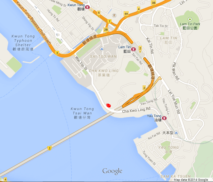 Four Hills School google map location