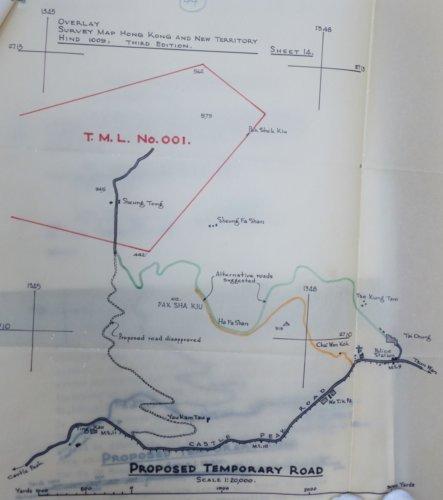 1954 Road
