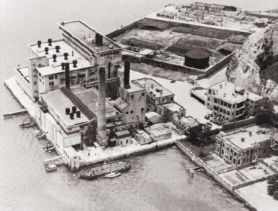Hok Un Power Station 1947