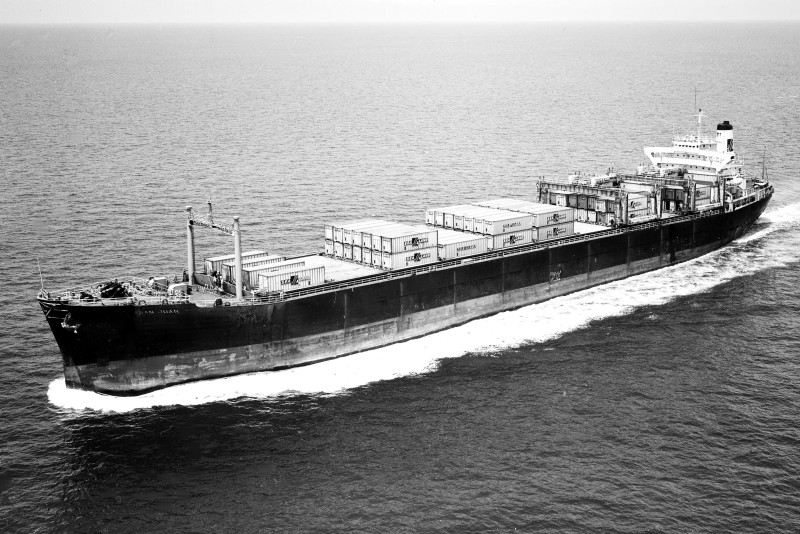 San Juan vessel 16,395 ton