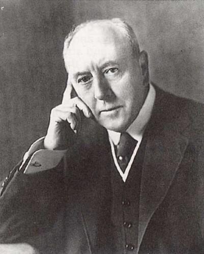 Sir Thomas Sutherland image undated