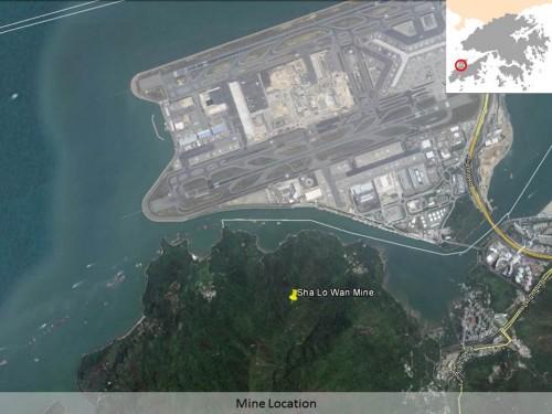 Mine Location