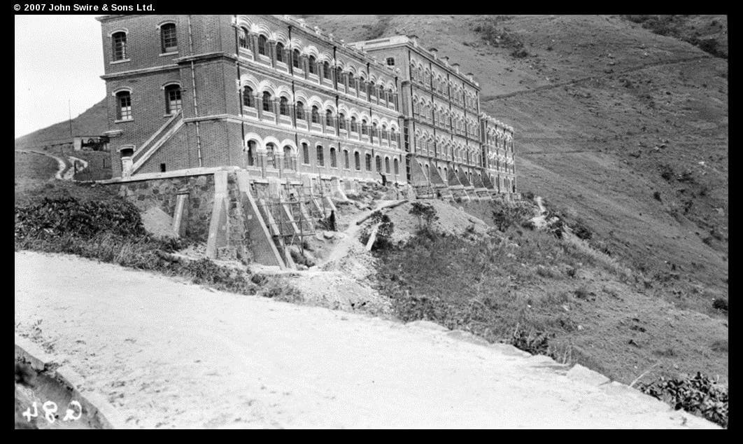Taikoo Sugar - View of the Taikoo Sanitarium circa 1911