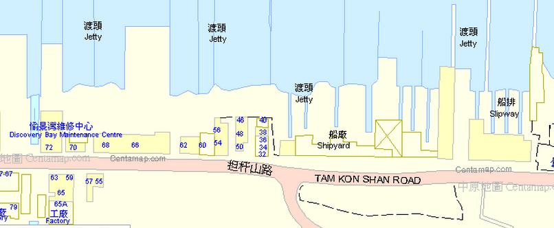 Tam Kon Shan Road east
