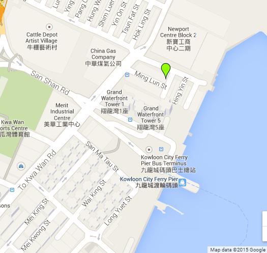 Hip Tung Wo Engineering Works conetmporary Google map