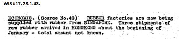 Rubber BAAG WIS #17 28.1.43