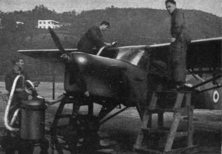 Shatin Airfield from Flight Global 1954 d