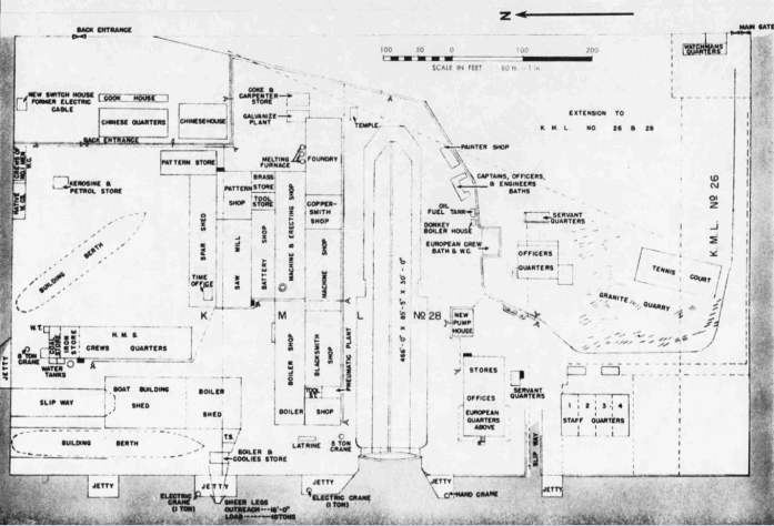 Cosmopolitan Dock USAAF plan Craig Mitchell
