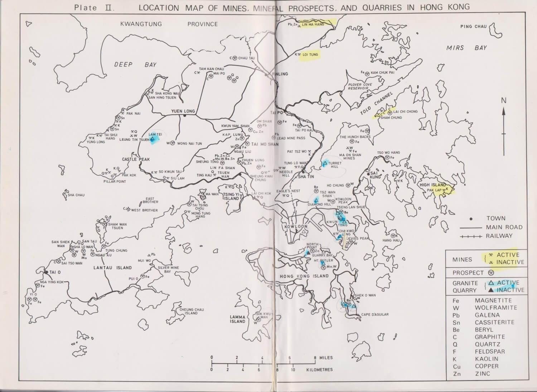Mining map HK Minerals CY Peng 1991 001