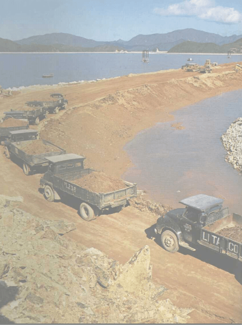 Plover Cove Reservoir 1977 WSD report snipped image b