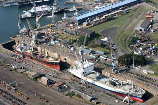 Prince-Edward-Graving-Dock- Durban SA photo