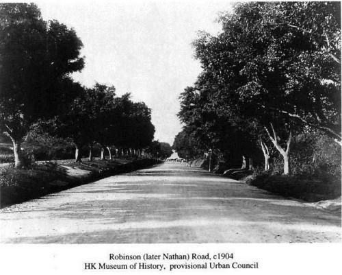 Nathan Road 1904