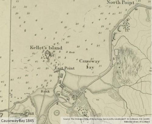 Causeway Bay 1845