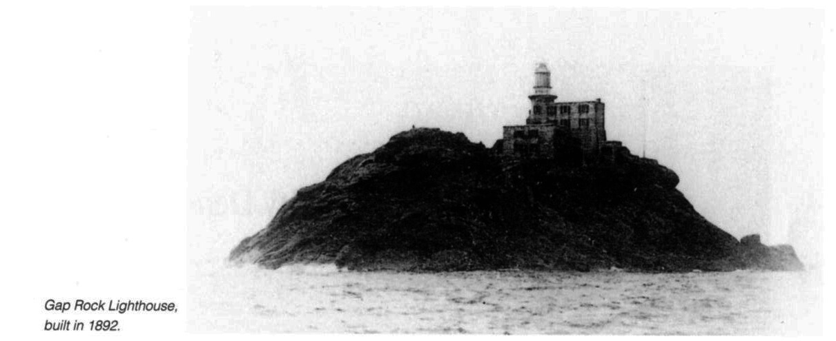 Gap Rock lighthouse, Challenges for an Evolving City-160 Years of Port & Land Development in Hong Kong