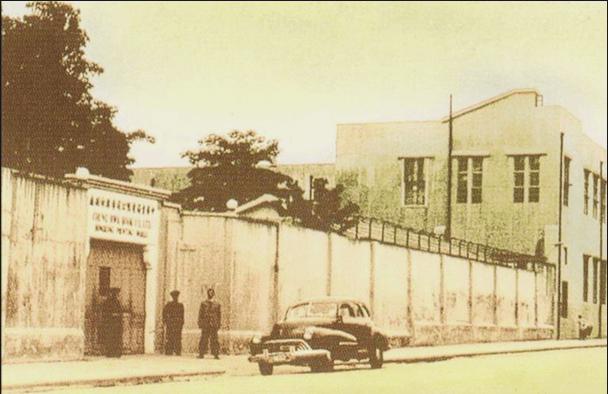 Chung Kwa Book Company - printing plant To Kwa Wan 1933