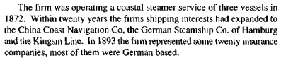 Stemssen and Company German speaking HKBRAS c