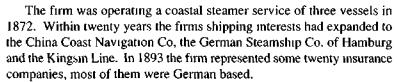 Stemssen and Company German speaking HKBRAS c