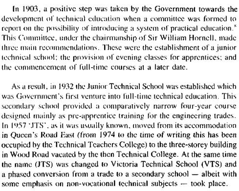 Technical Education Dan Waters RASHKB article b