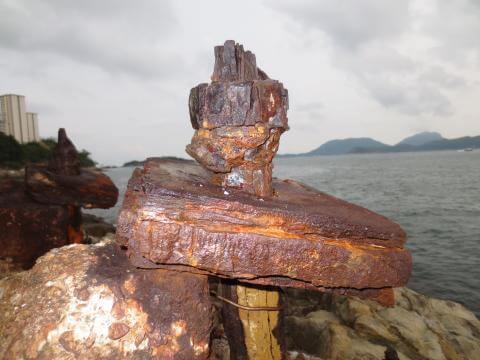 Waterfall Bay, Mystery Structure b, Gareth Williams